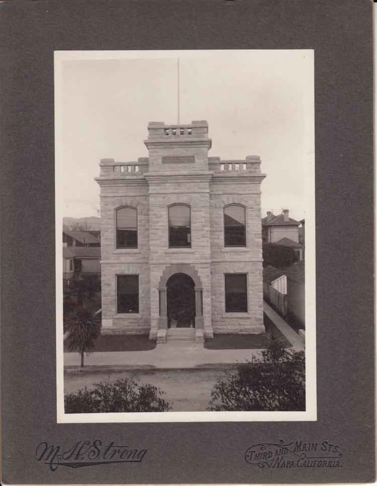 Goodman Library, ca. 1905