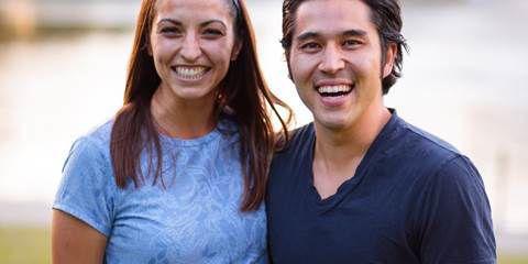 Ali and Ben Koenig of Heritage Eats in Napa