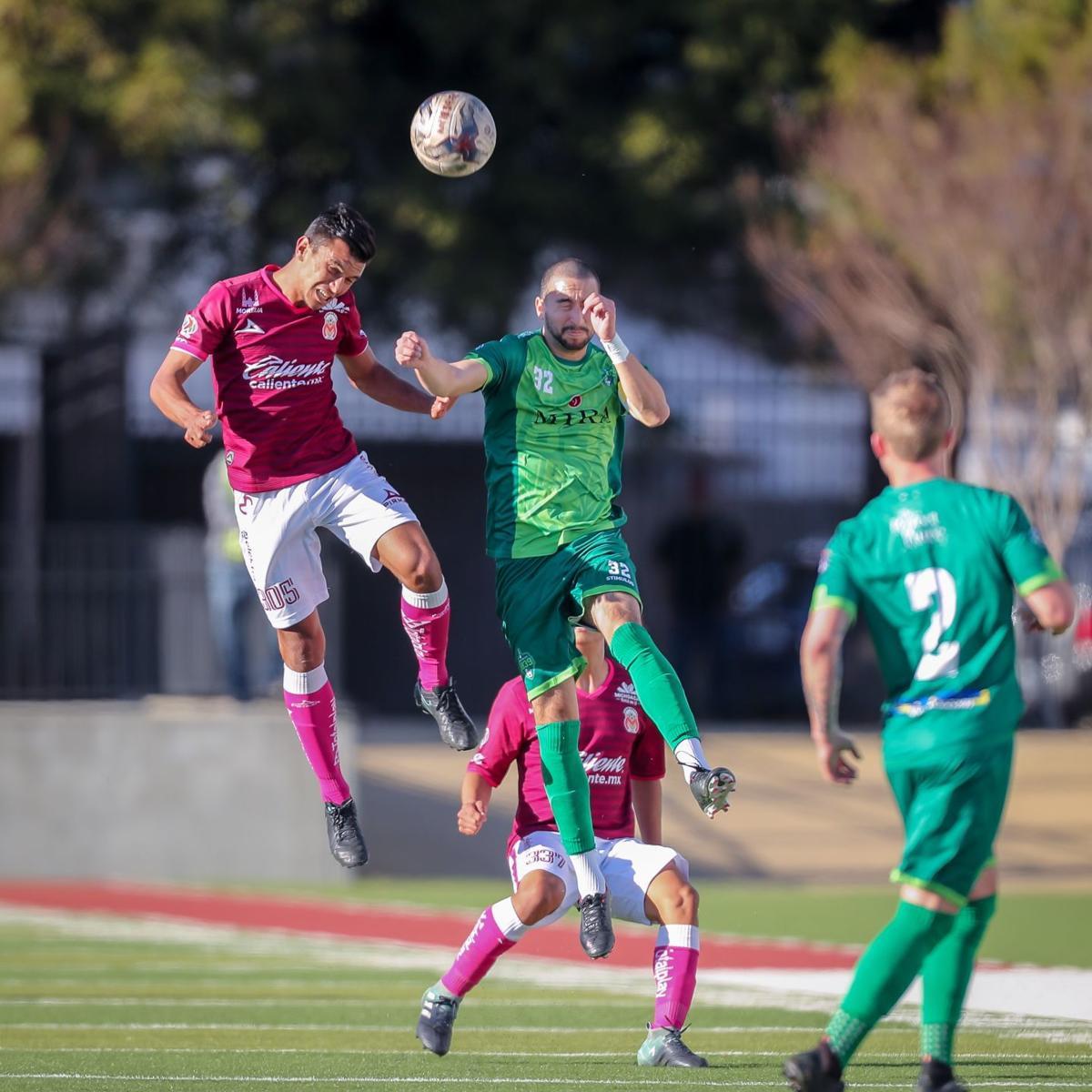 Napa Valley 1839 FC soccer