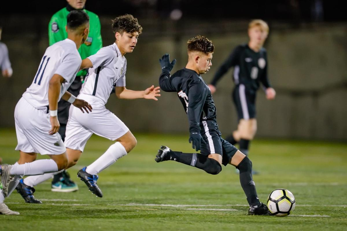 Prep Boys Soccer: Vintage answers late goal to win Big Game | High School |  napavalleyregister.com