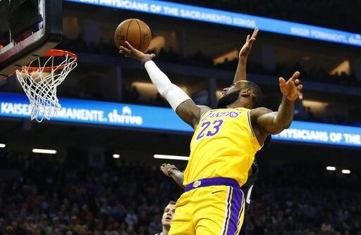 LeBron James among 44 US Olympic basketball team finalists