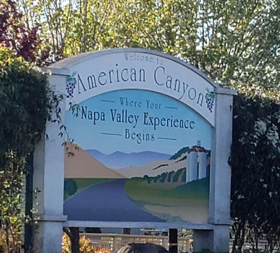 American Canyon sign (copy)