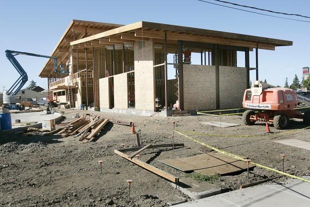 Transit Center Construction