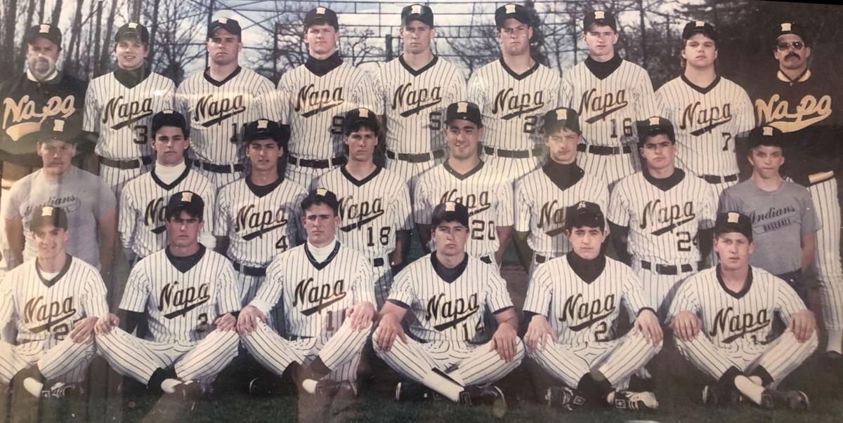 1988 Napa High baseball team