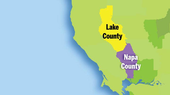 Pawnee Fire: Evacuations mandatory as Lake County fire
