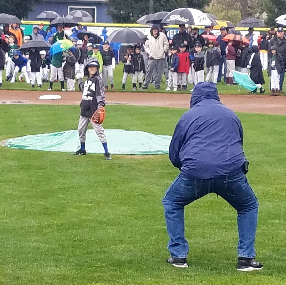 Napa Little League Opening Day