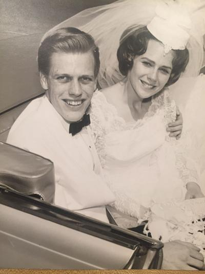 Knutsons celebrate 50 years of marriage