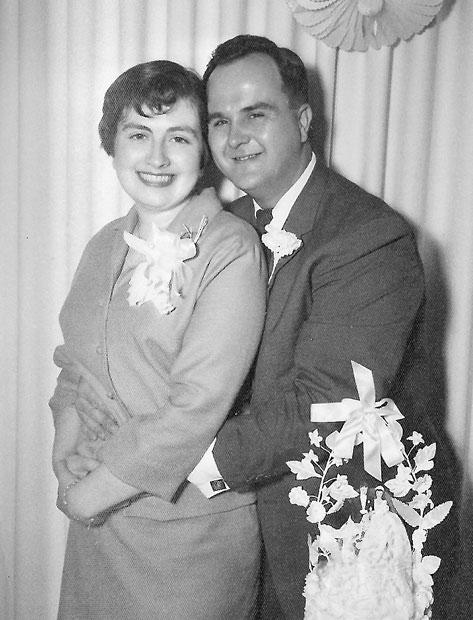 Patricia Fulton and Richard Dettman