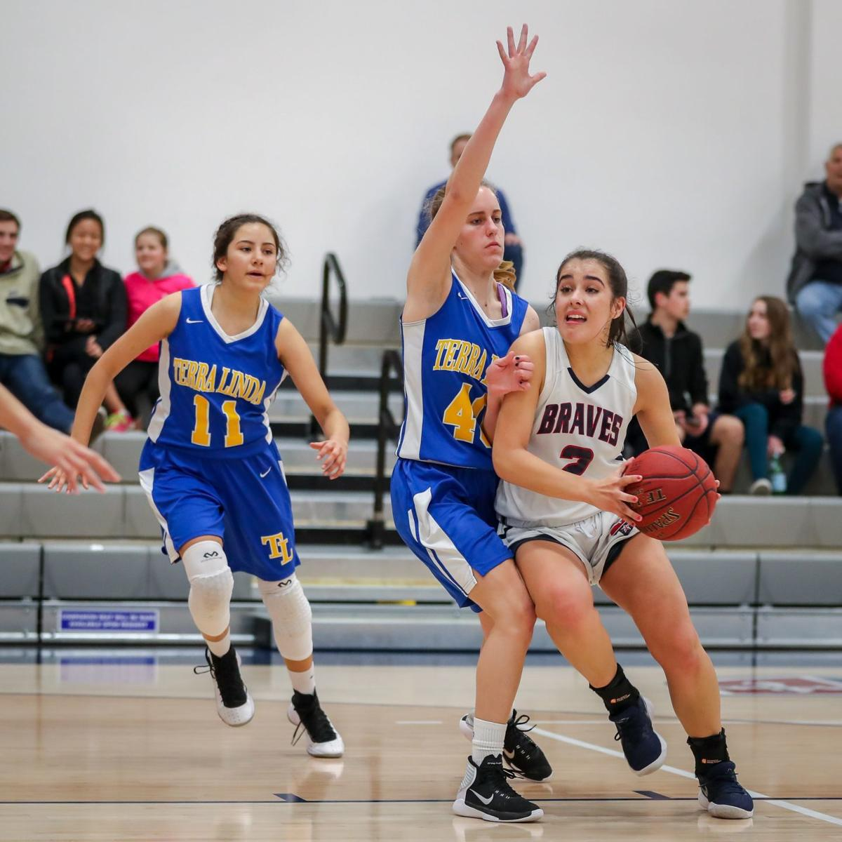 whittemore girls Justin-siena high school counts on ashlee whittemore, a junior point guard/shooting guard on the girls basketball team, for a number of things.