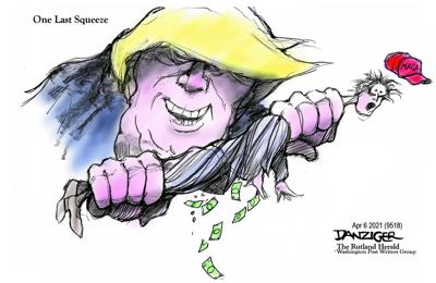 Jeff Danziger cartoon