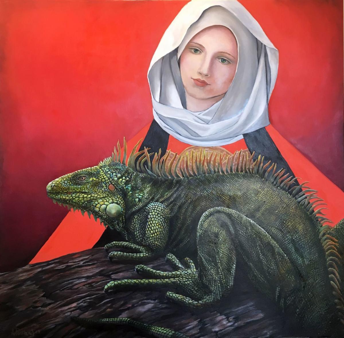 Anne Pentland artwork