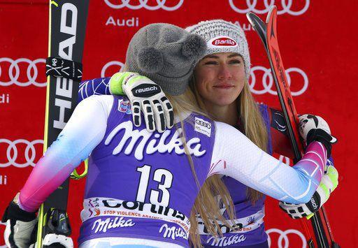 Vonn, Shiffrin represent Alpine's best past, present, future