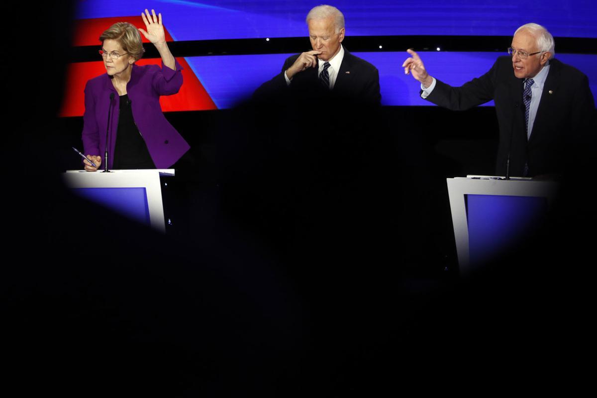 APTOPIX Election 2020 Debate