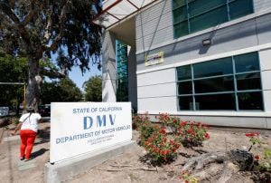 A California DMV office in Oakland. Photo by Jane Tyska/Bay Area News Group