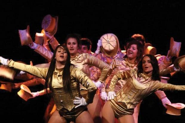 A Chorus Line  sc 1 st  Napa Valley Register & Splendid local cast highlights wine country revival of u0027A Chorus ...