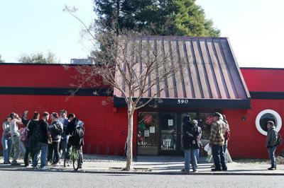 Salvation Army culinary academy in Napa (copy)