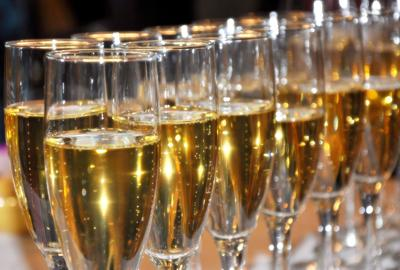 How France influences California sparkling wines