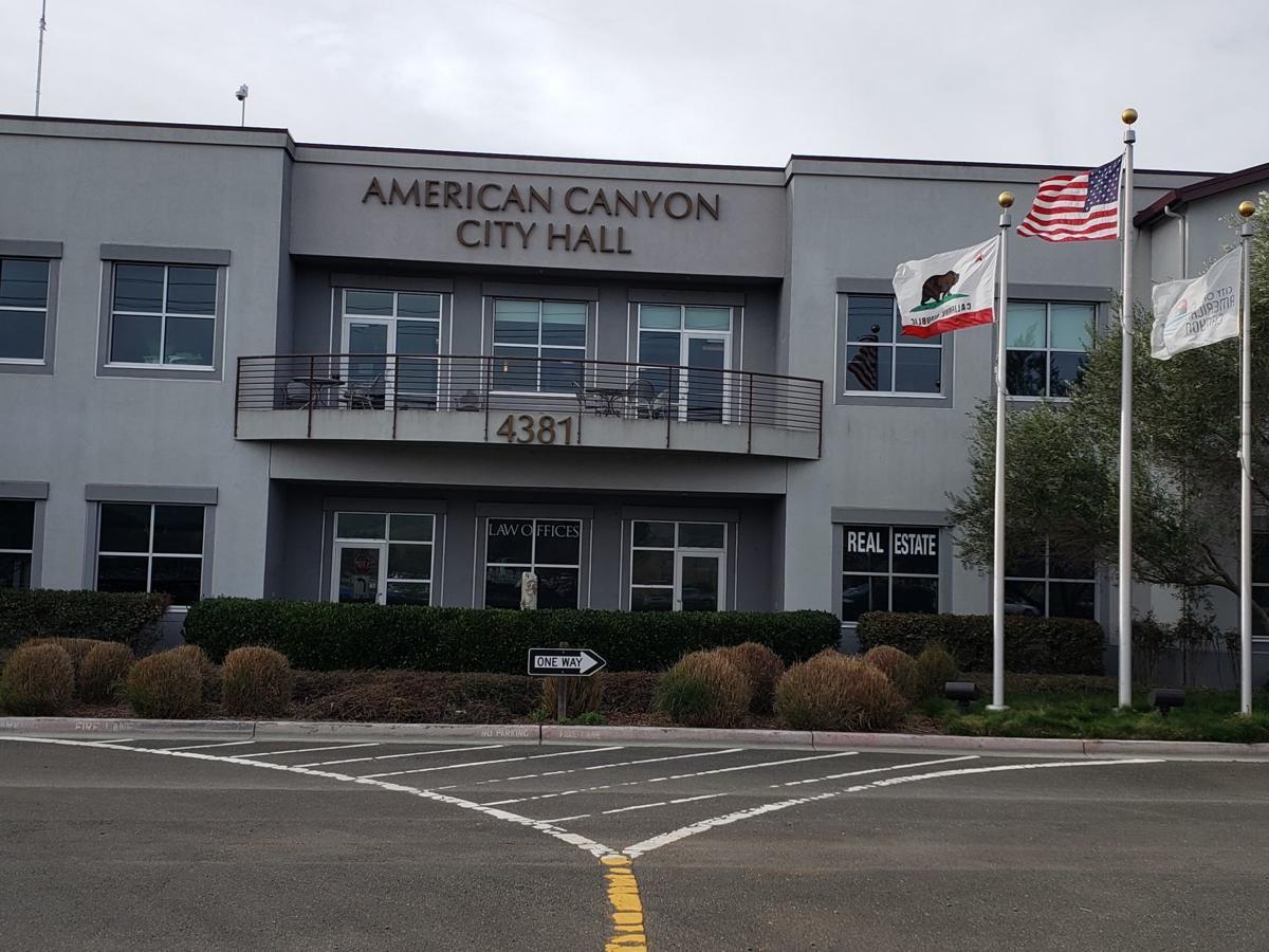American Canyon City Hall (copy)