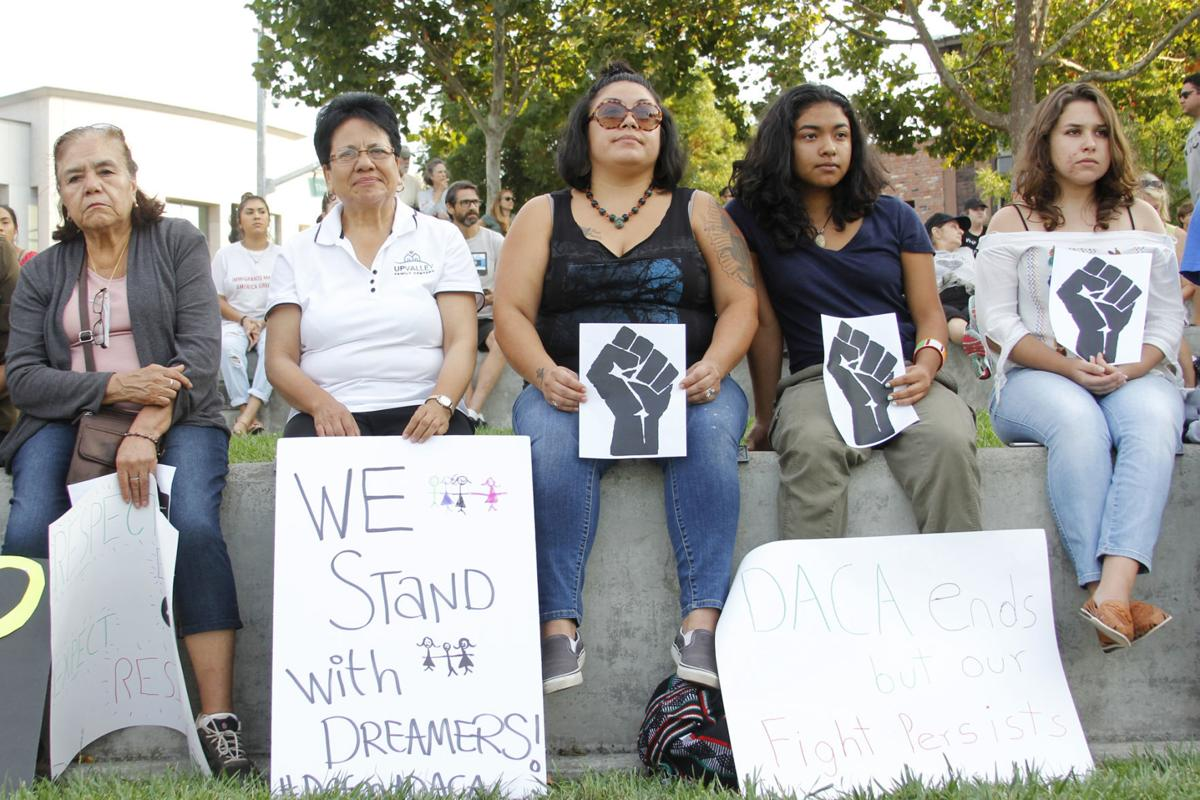 A year of protests: DACA Rally (copy)