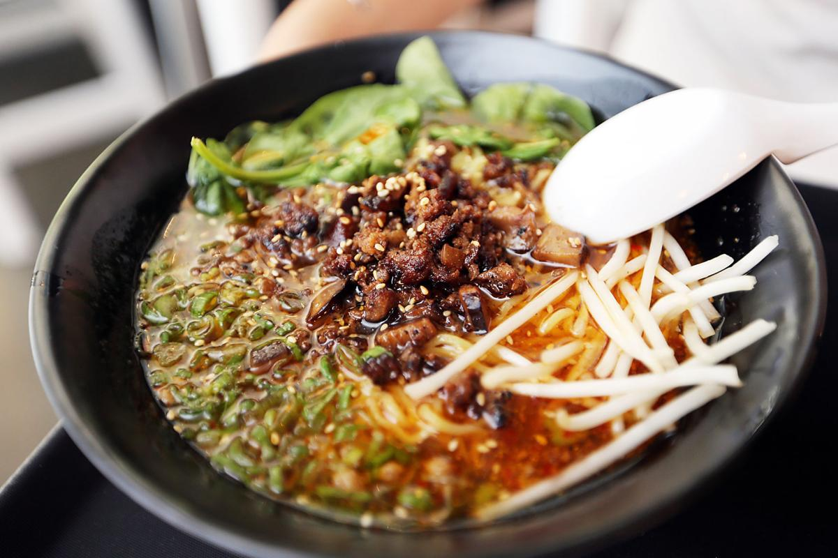 Napa noodles opens with international fare affordable for A new napa cuisine