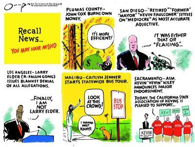 Jack Ohman, editorial cartoon