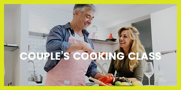 Couple's Cooking Class at The Village