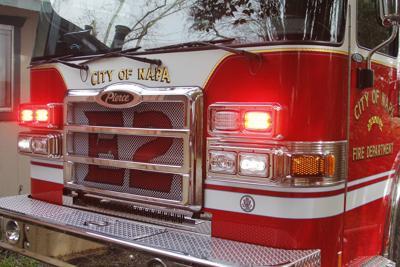 Napa City Fire
