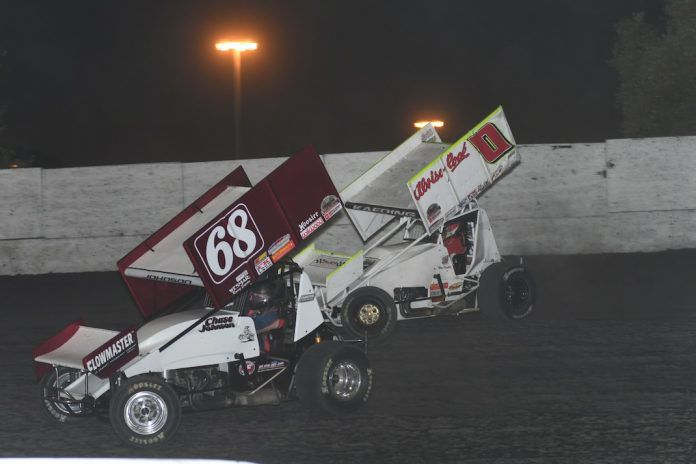 King of the West auto racing