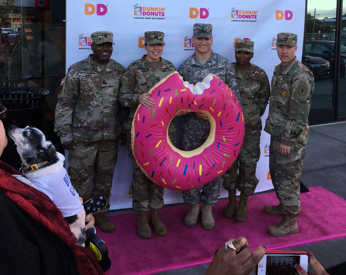 Dunkin' Donuts opens in American Canyon