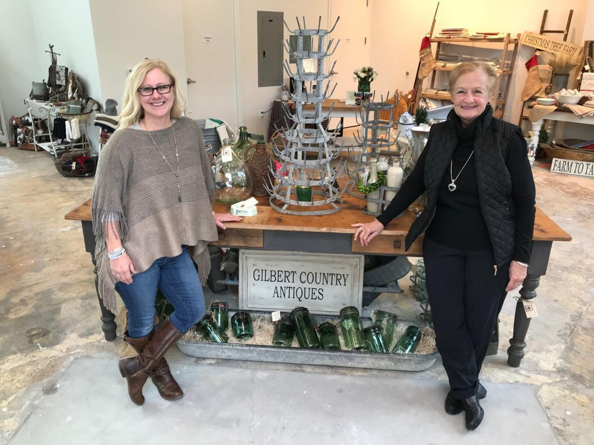 Gilbert Christmas Dec 2 2020 Gilbert Country Antiques pops up in Napa | Business