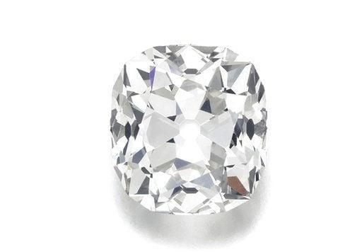 'Costume jewelry' diamond really worth hundreds of thousands