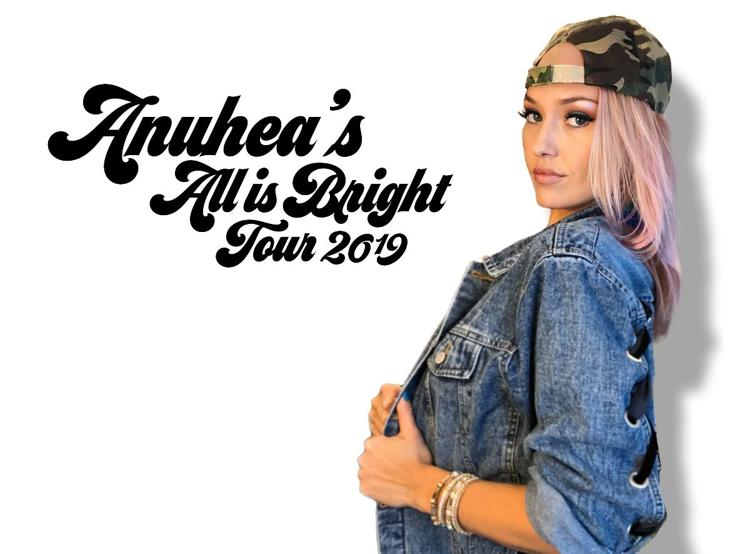 Anuhea's All is Bright Tour