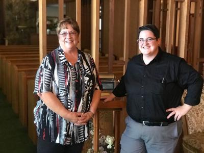Leslie Rota and Suzanne Simas