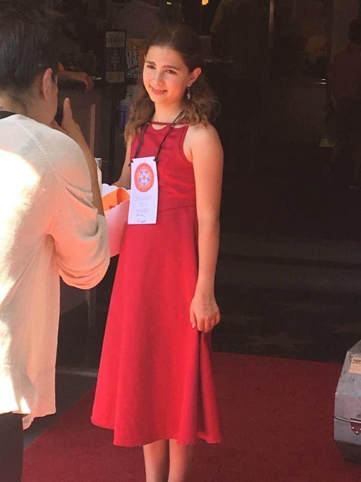 Ava Doak, age 10