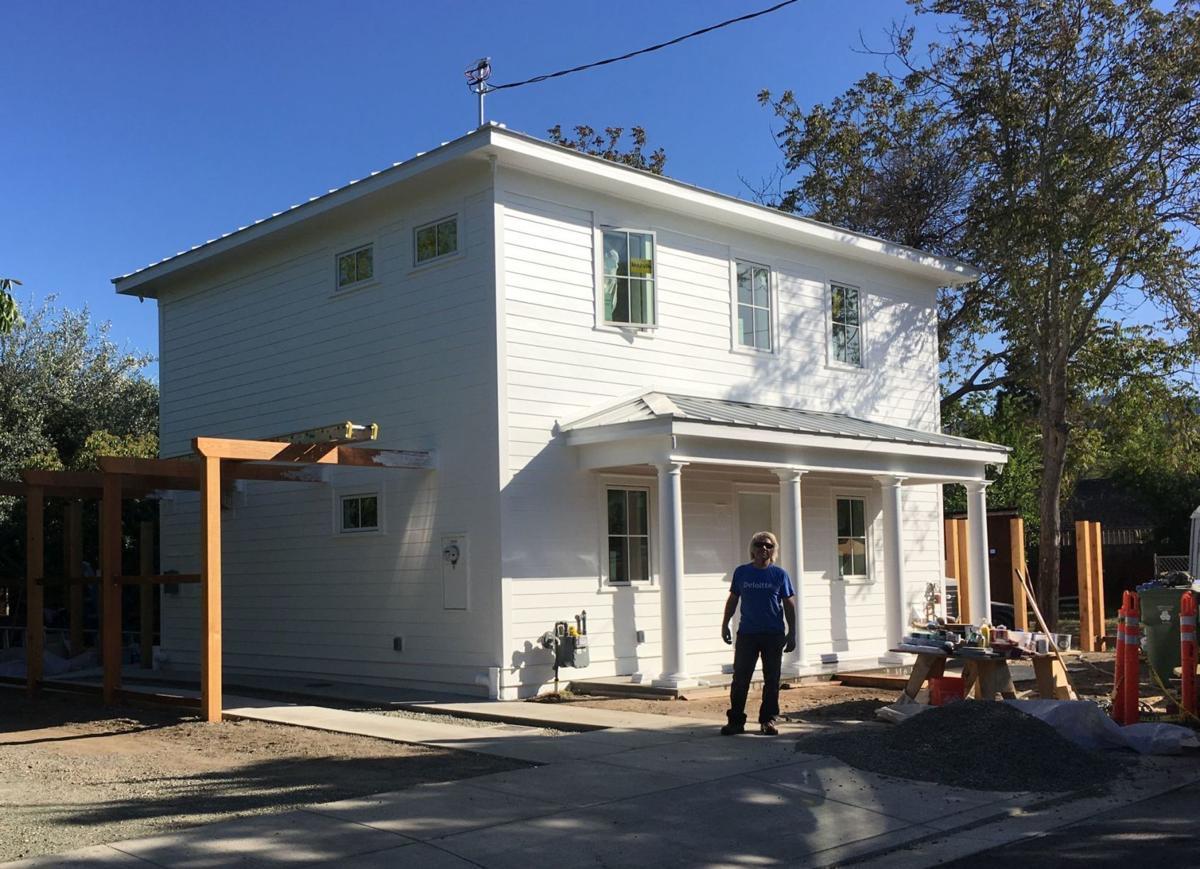 Michael Byrnes' house