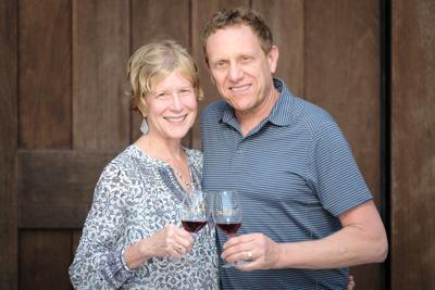 Brenda and Marc Lhormer