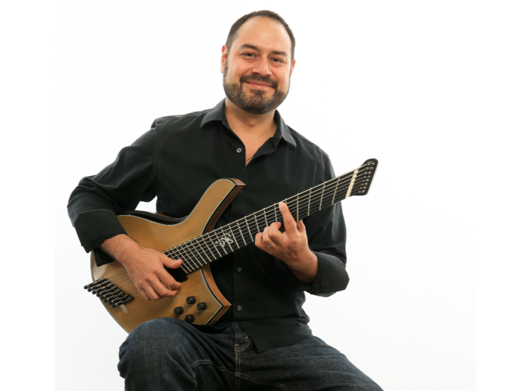 Locals Night Feat: Nate Lopez 8-String guitarist