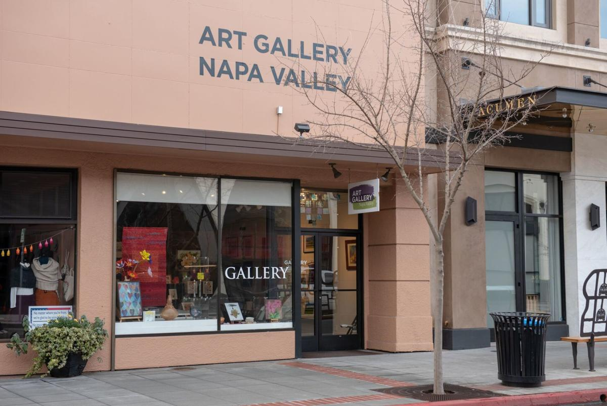 Art Gallery Napa Valley 1307 First St