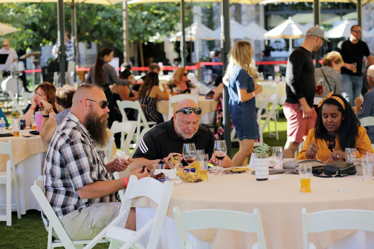 Napa Valley Beer and BBQ Battle 2019