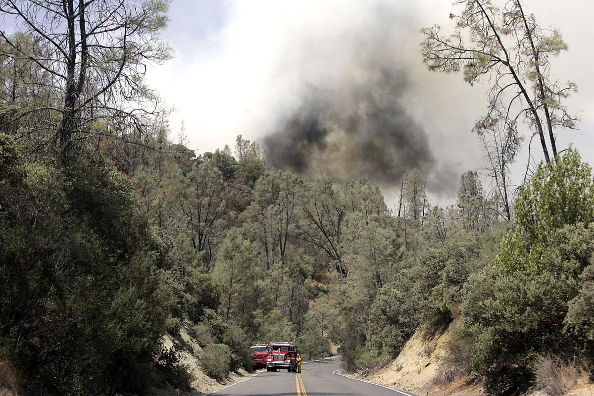 Lake Berryessa Fire (copy)