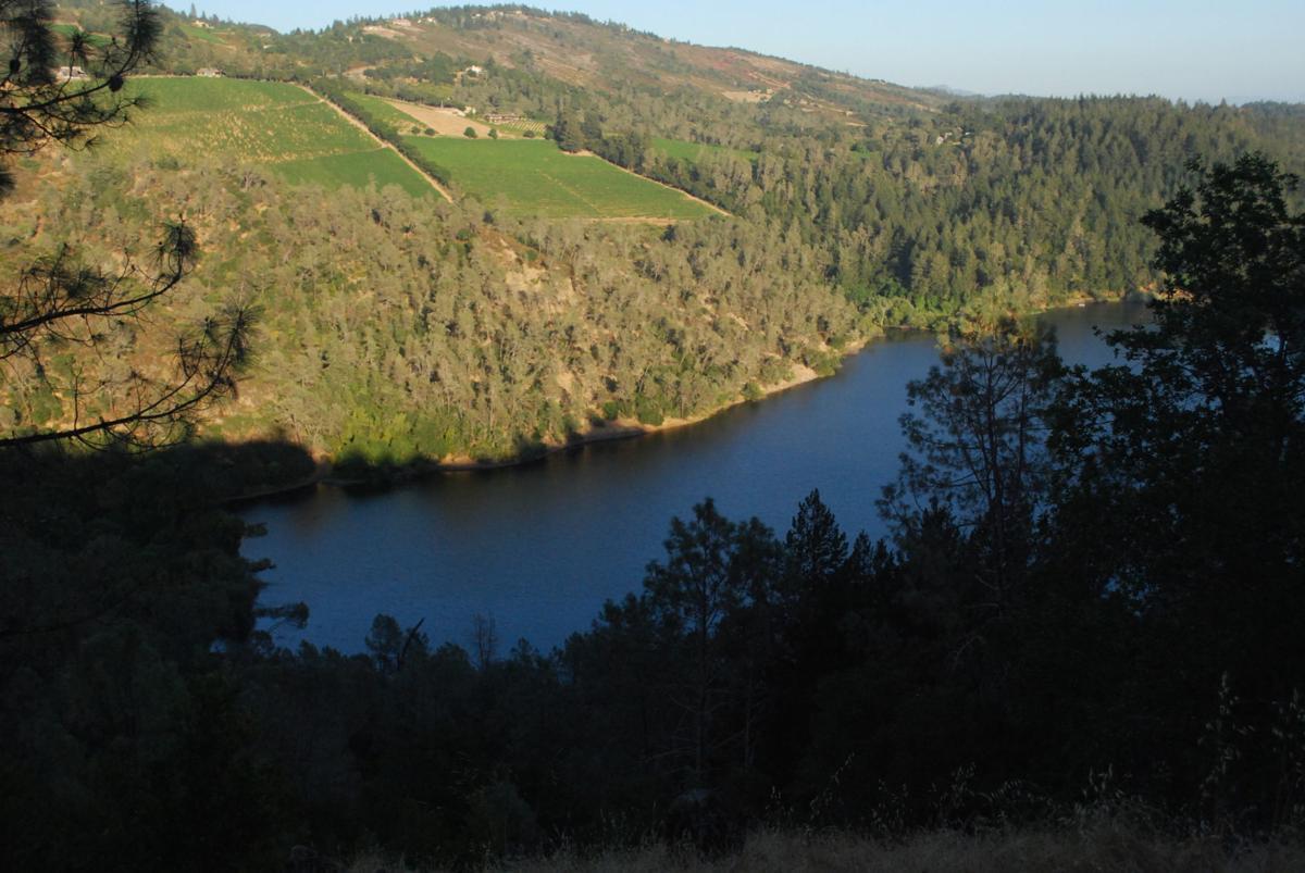 Bell Canyon Reservoir