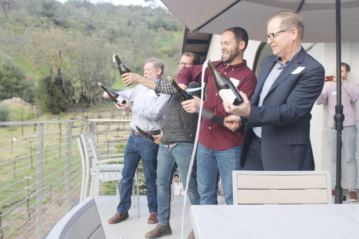 ZD Wines 50th Anniversary celebration