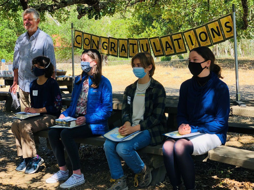 2021 Young Writers Contest at Jack London State Historic Park