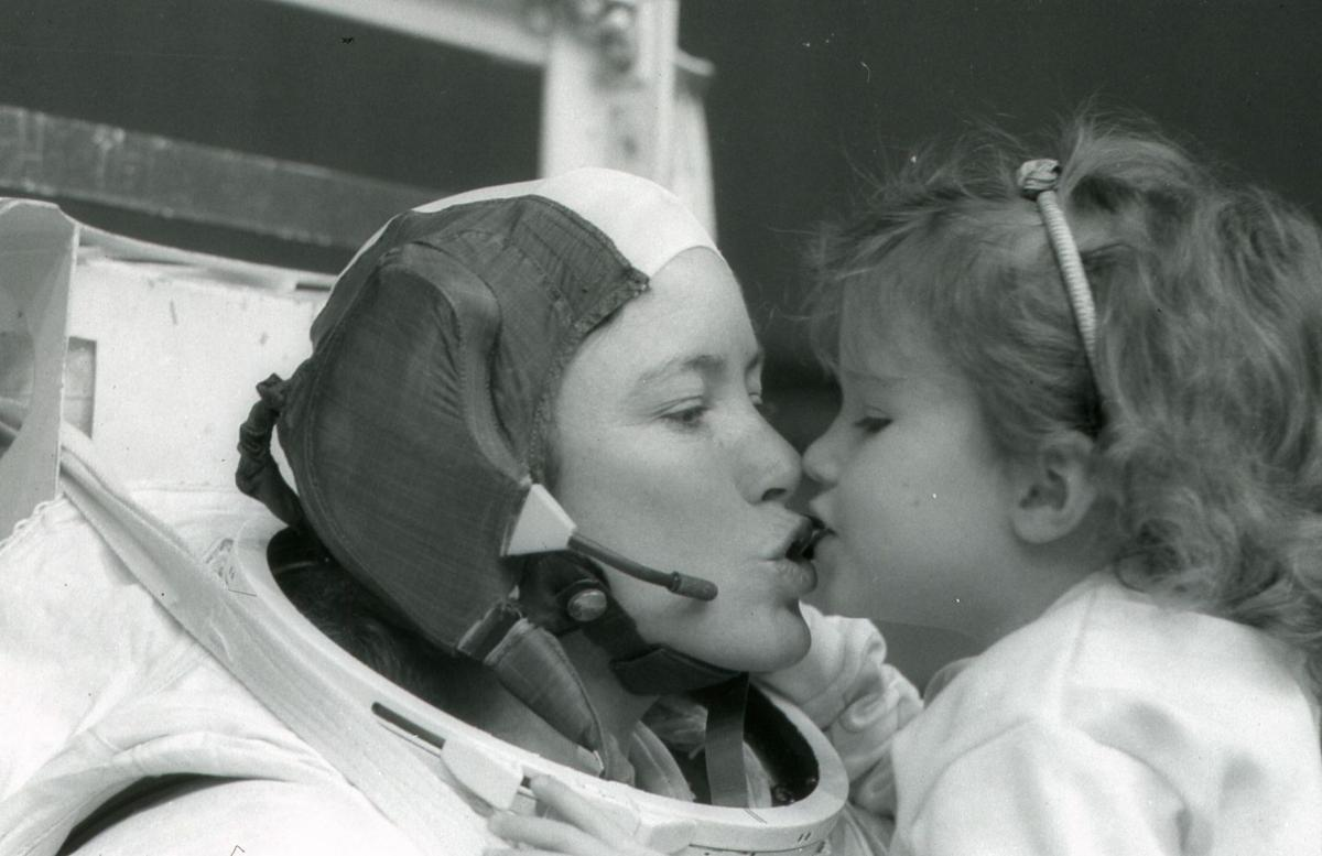 NASA's 'First Mom in Space'