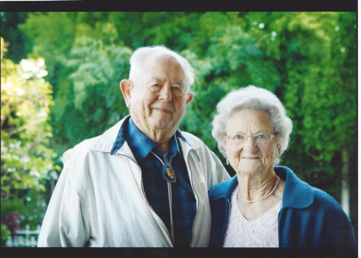 Cramers celebrate 70 years of marriage
