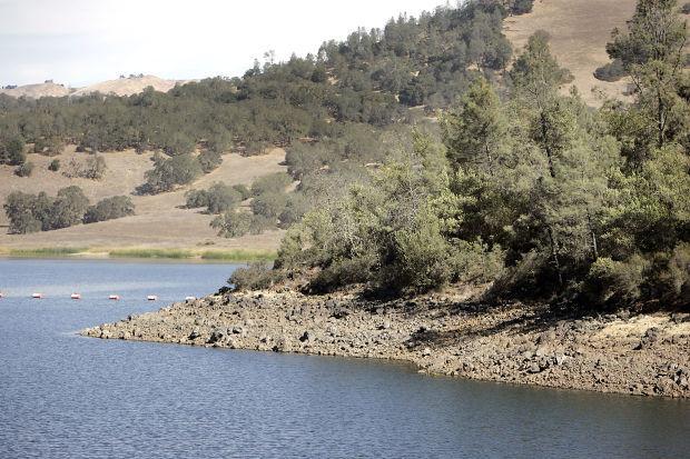 Lake Hennessey (copy)