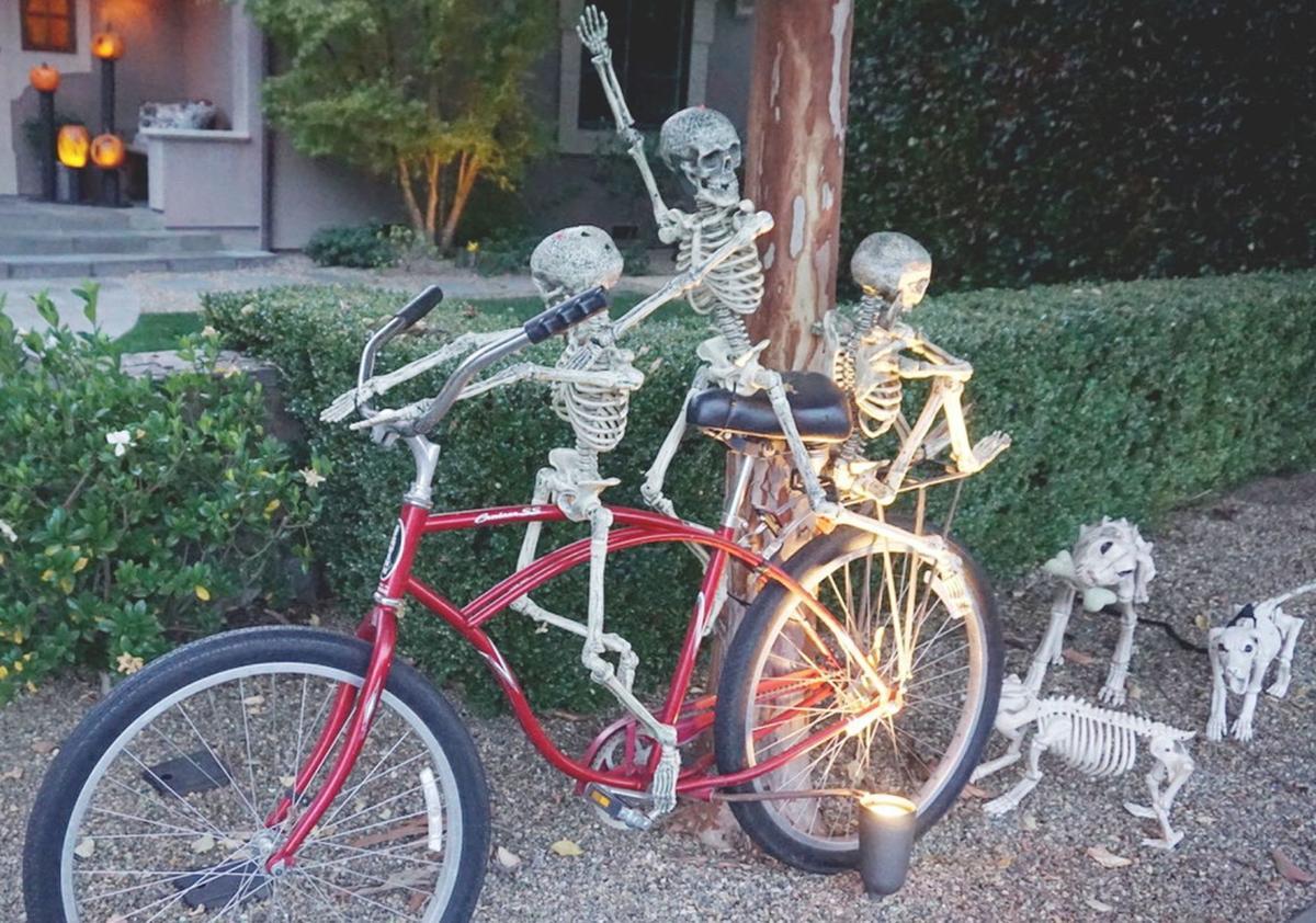 Halloween on Scott Street
