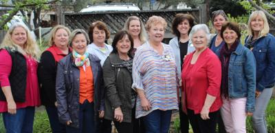 St. Helena Soroptimist Clubs join forces against human trafficing