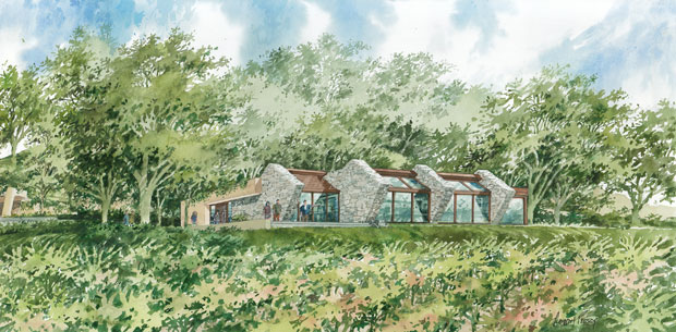 Stag's Leap Wine Cellars to build new visitor center