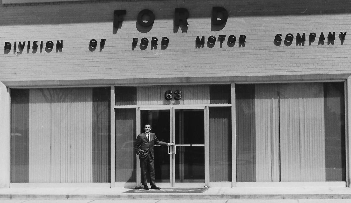 Robert J. Skupny at the Ford Motor Company